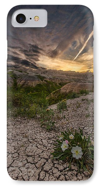Life Finds A Way IPhone Case by Aaron J Groen