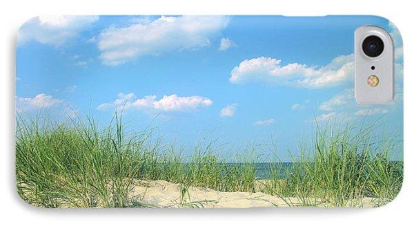 Life Is A Beach Phone Case by Diane Diederich