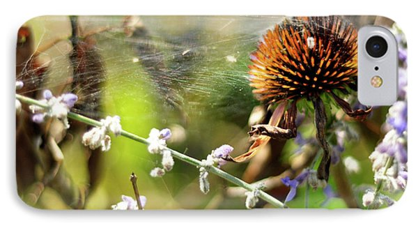 'life' IPhone Case by Joanne Brown