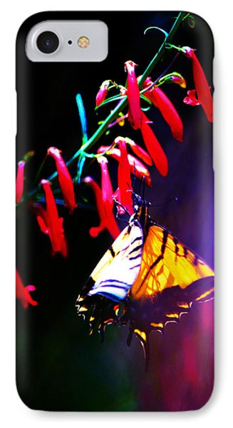 Life Of Butterfly Phone Case by Susanne Still