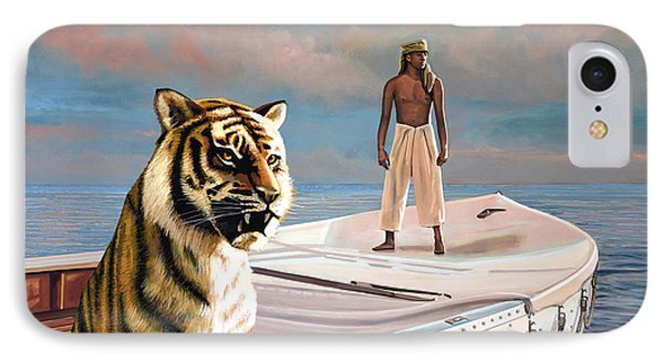 Life Of Pi IPhone Case