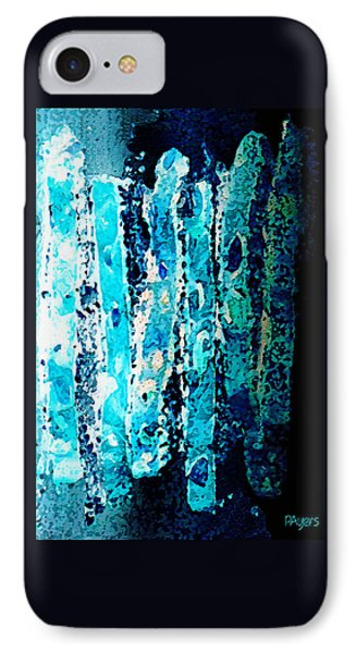 IPhone Case featuring the digital art Life by Paula Ayers