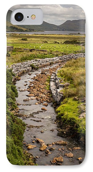 Life To The Glen IPhone Case by Tim Bryan