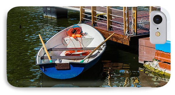 Lifeboat On Duty - Featured 3 Phone Case by Alexander Senin
