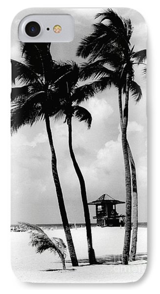 Lifeguard Hut Phone Case by Gary Gingrich Galleries