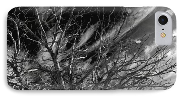 IPhone Case featuring the photograph Lifes End by Eric Rundle