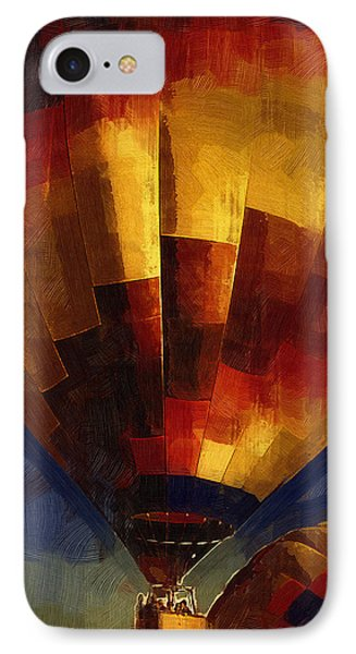 IPhone Case featuring the digital art Lift by Kirt Tisdale