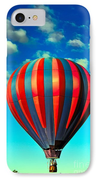 Lift Off IPhone Case by Robert Bales