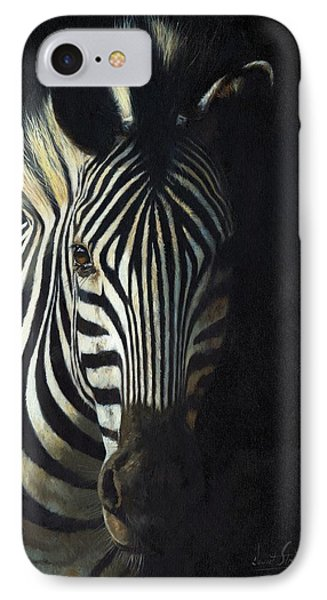 Light And Shade IPhone Case by David Stribbling