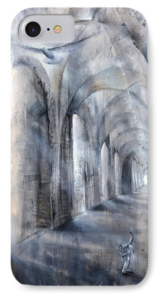 Light And Shadow IPhone Case by Annette Schmucker