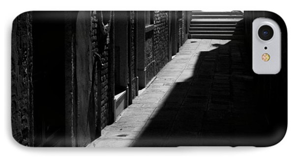 IPhone Case featuring the photograph Light And Shadow - Venice by Lisa Parrish