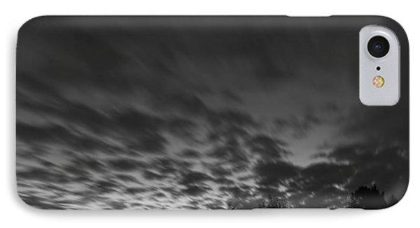 Dawn Over The Highway IPhone Case by John Rossman