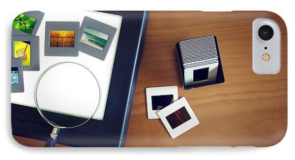 Light-box IPhone Case