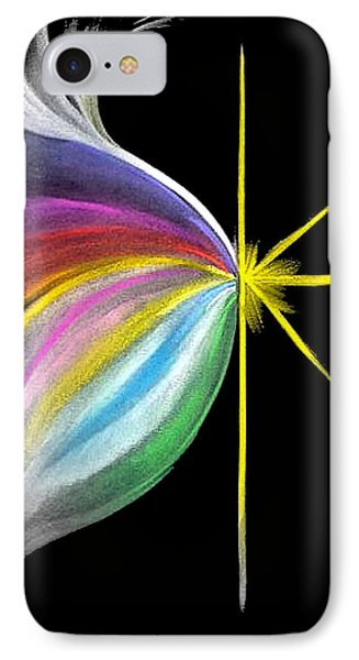 Light Emerging IPhone Case by Ahonu