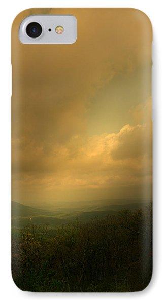 Light Fall Phone Case by Nina Fosdick