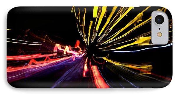 Light Fantastic 03 Phone Case by Natalie Kinnear