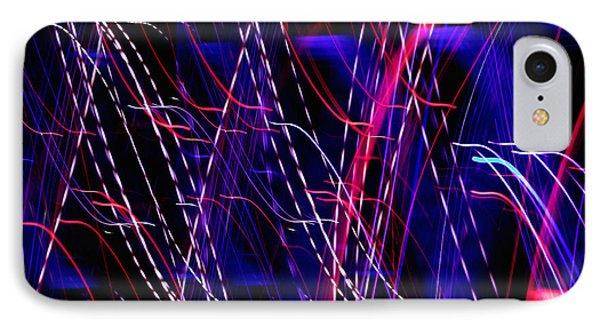 Light Fantastic 06 Phone Case by Natalie Kinnear