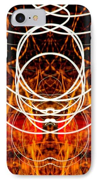 Light Fantastic 31 Phone Case by Natalie Kinnear