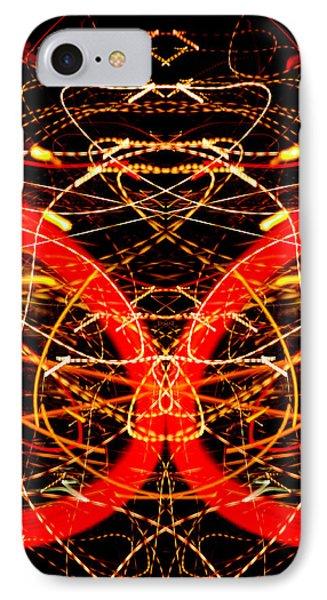 Light Fantastic 32 Phone Case by Natalie Kinnear