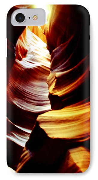 Light From Above  Phone Case by Aidan Moran