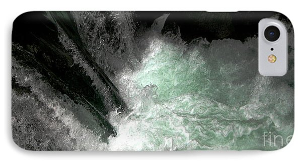 Light From Beneath IPhone Case by Rich Collins
