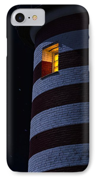Light From Within Phone Case by Marty Saccone