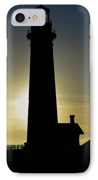 Light House IPhone Case by Alex King