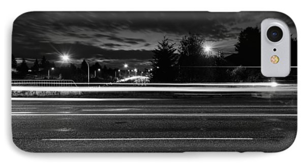 Light In The Dark IPhone Case by John Rossman