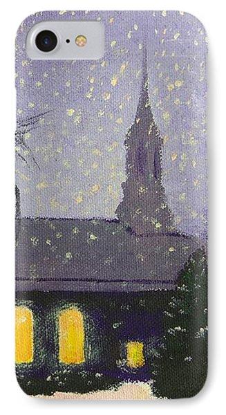 Light In The Darkness Phone Case by Glenn Harden