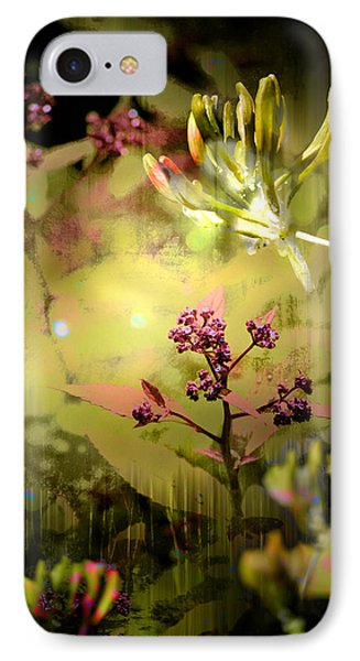 Light In The Garden IPhone Case