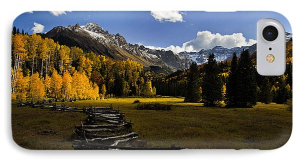 Light In The Valley IPhone Case by Steven Reed