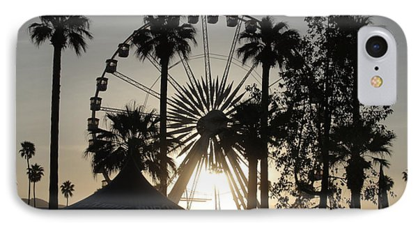 Light Of The Ride IPhone Case by Chris Tarpening