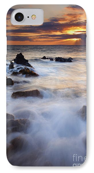 Light Over Lanai Phone Case by Mike  Dawson