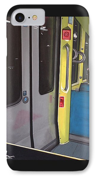 Light Rail IPhone Case