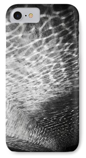 Light Reflections Black And White IPhone Case