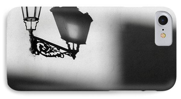 Light Shadow Phone Case by Dave Bowman