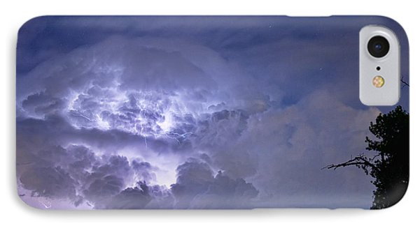 Light Show Phone Case by James BO  Insogna