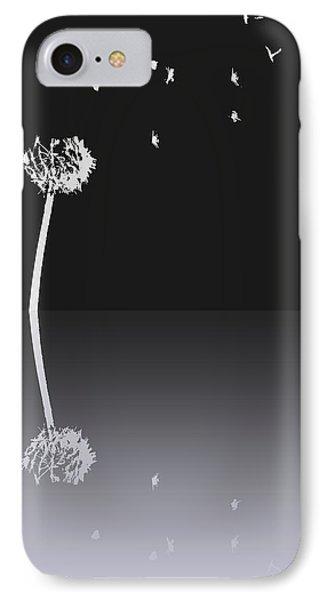 Light Speed IPhone Case by Steven Milner