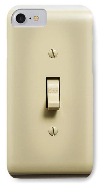 Light Switch IPhone Case