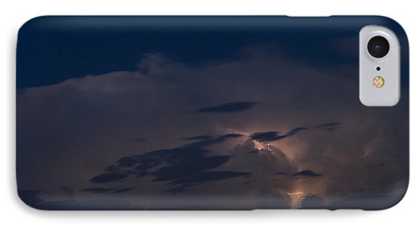 IPhone Case featuring the photograph Light The Cloud by Carolina Liechtenstein