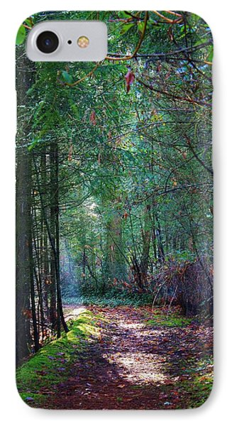 Light The Way IPhone Case by Bruce Bley