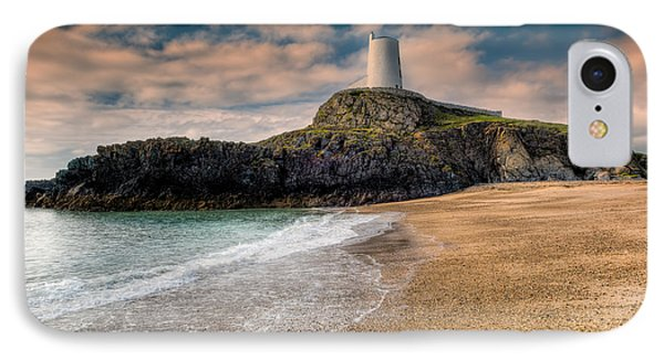 Lighthouse Beach IPhone Case by Adrian Evans