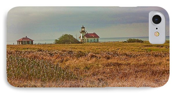 Lighthouse IPhone Case by Brian Williamson
