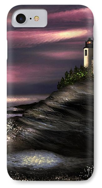 Lighthouse IPhone Case by Dale   Ford