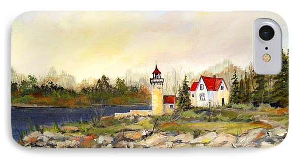 Lighthouse Phone Case by Dorothy Maier
