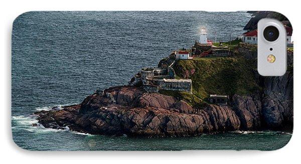 Lighthouse I IPhone Case by Patrick Boening