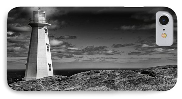 Lighthouse II IPhone Case by Patrick Boening