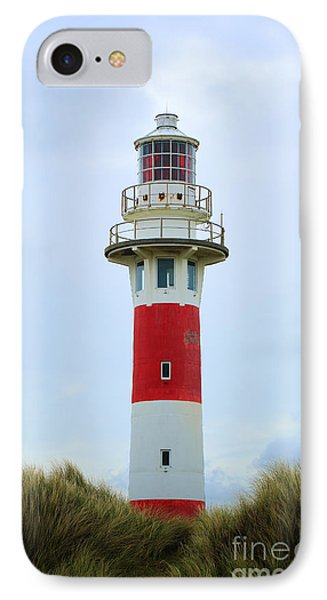 Lighthouse Newport Phone Case by LHJB Photography
