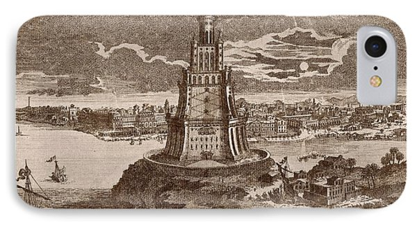 Lighthouse Of Alexandria IPhone Case