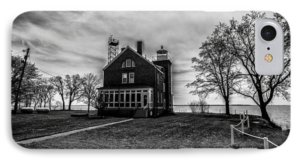 Lighthouse Put-in-bay IPhone Case